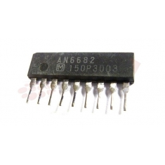 Technics AN6682 Pitch Control IC (IC301)