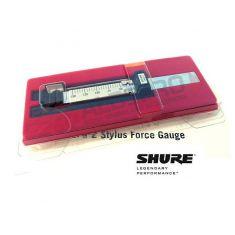 Shure SFG-2 Stylus Force Gauge Naalddrukweger