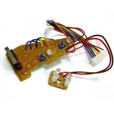 Technics PCB Print - Strobe - Start / Stop - 33 / 45
