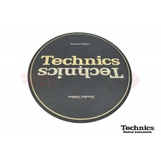 Technics Gold Limited Edition Slipmat