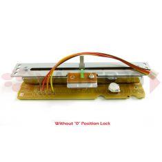 Technics Pitch Fader MK2 + PCB Compleet zonder 0 positie lock