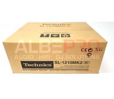 Technics SL-1210MK2 Direct Drive DJ Draaitafel  van ALBEPRO