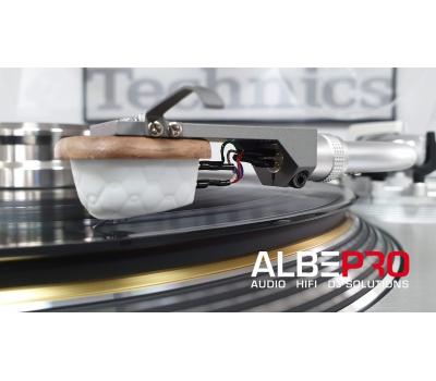 Technics SL-1200G + Jelco HS-25 Headshell